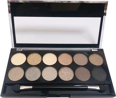 Sivanna Make Up Academy Professional Palette Eye Shadow (Sh - 03)