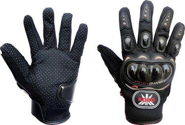 Pro Biker Full Finger Cycling Gloves (Large)
