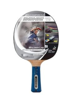 Donic  Waldner 3000 Table Tennis Paddle