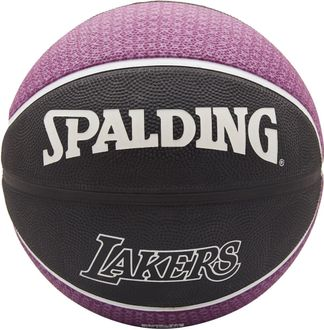 Spalding Los Angles Lakers Basketball (Size 7)