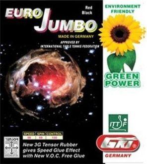 GKI  Euro Jumbo Rubber Max Table Tennis Rubber