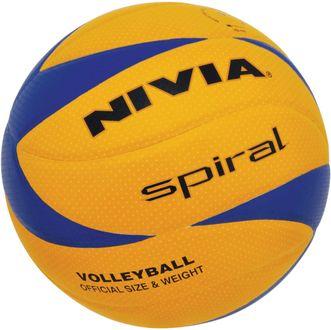 Nivia Spiral Volleyball (Size:5)