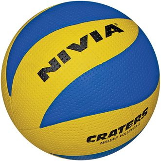 Nivia Craters Rubber Volleyball (Size: 4)