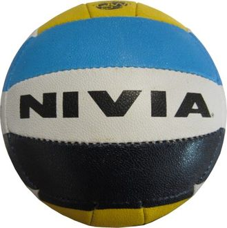 Nivia Hi Grip Volleyball (Size 4)