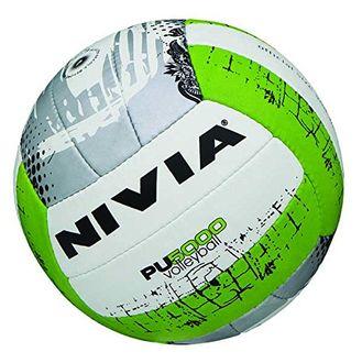 Nivia PU 5000 Volleyball (Size 4)
