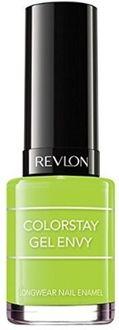 Revlon Colorstay Gel Envy Longwear Nail Enamel (220-In The Money)