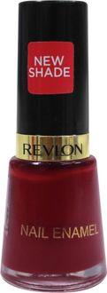Revlon Nail Enamel (Raven Red)
