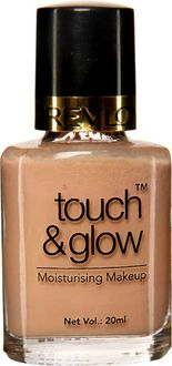 Revlon Touch & Glow Moisturising Makeup Foundation (Natural Mist)