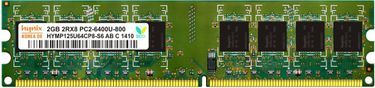 Hynix (H15201504-8) Genuine DDR2 2 GB PC Ram