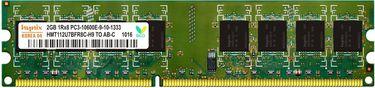 Hynix (H15201504-9) Genuine DDR3 2 GB PC Ram