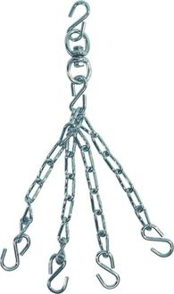 LEW Heavy Duty Chain and Swivel For Punching Bags
