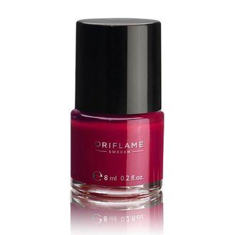Oriflame Pure Colour Nail Polish (Ruby Pink)