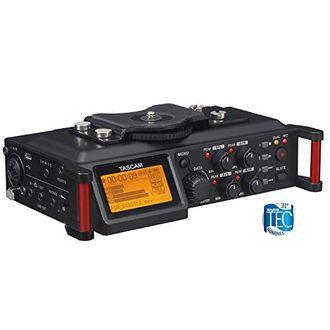 Tascam DR-70D Voice Recorder