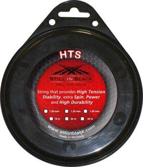 Still In Black HTS Tennis Racquet String 12m