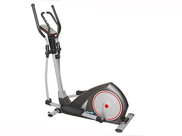 Aerofit HF947 Elliptical Cross Trainer and Gym Gloves