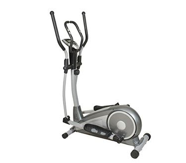 Aerofit HF945 Elliptical Cross Trainer and Gym Gloves