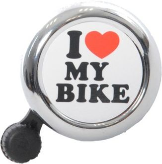Btwin I Love My Bike Bicycle Bell