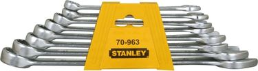 Stanley 70963E 8 Piece Combination Spanner Set