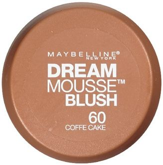 Maybelline Dream Mousse Blush (60 Coffee Cake)