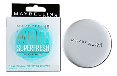 Maybelline White Super Fresh Compact (Pearl)