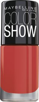 Maybelline Color Show Bright Sparks Nail Polish (Flash Of Coral 705)