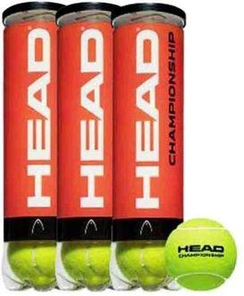 Head Championship Tennis Balls (Pack of 12)