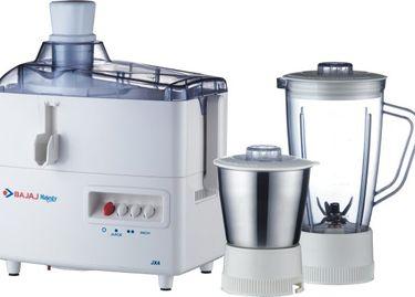 Bajaj JX 4 2 Jars 450 Watts Juicer Mixer Grinder