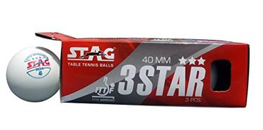 Stag Three Star Tennis Ball