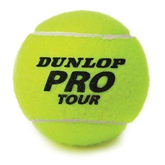 Dunlop Pro Tour Tennis Ball