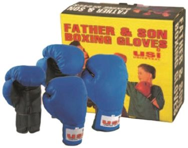 USI Father and Son Gloves Set