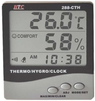HTC 288-CTH Digital Thermometer