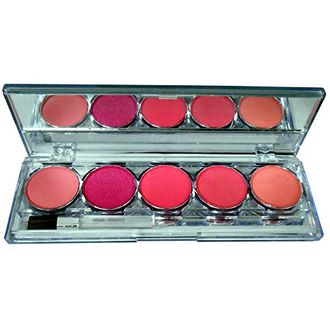 Mars Waterproof Five Colour 24HR Long Lasting Blusher - MHST