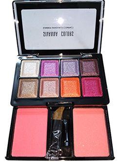 Sivanna Summer Gradual Eye Shadow and Blusher (kit 5)