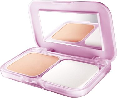 Maybelline Clear Glow All In One Fairness Compact Powder (Sand Beige - 4)