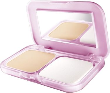 Maybelline Clear Glow All In One Fairness Compact Powder (Nude Beige - 2)