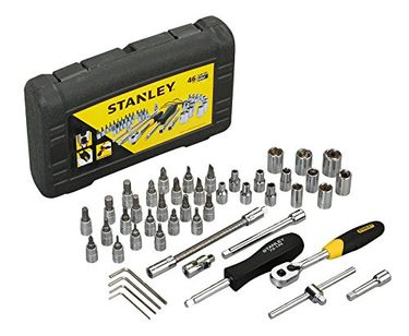 Stanley STMT727948 46 Pc Metric Socket Set