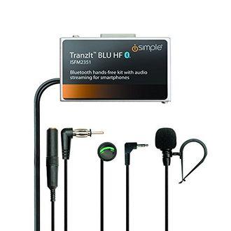 iSimple ISFM2351 Bluetooth Receiver Car Kit