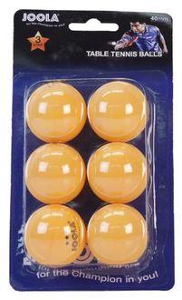 Joola Leisure 3 Star  Table Tennis Ball (40mm) (Pack Of 6)