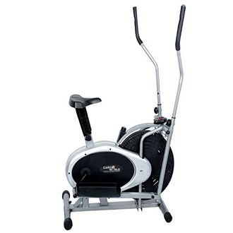 Cardioworld 2050 4 IN 1 Orbitrek Elliptical Trainer