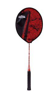 Disney Spiderman Strung Badminton Racquet