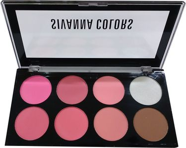 Sivanna Ultra Blush Palette (Pinks 02)