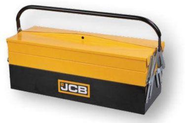 JCB 22025008 5 Tray Cantilever Tool Box