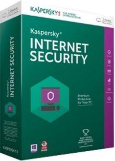 Kaspersky Internet Security 2016 1 PC 3 Year