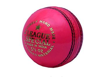 Cw League Special Red Leather Cricket Ball (Pack Of Six)