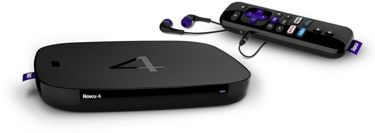 Roku 4400R 4 Streaming Media Player