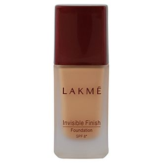 Lakme  Invisible Finish Foundation (Shade - 2)