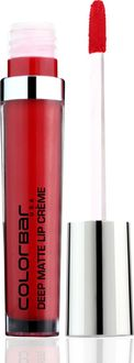 Colorbar  Deep Matte Lip Creme (Deep Red)