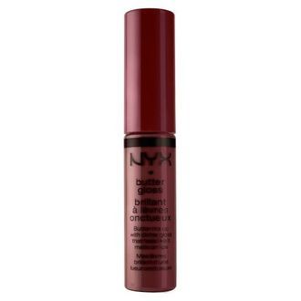 NYX Butter Lip Gloss (Devils Food Cake)