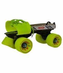 Jonex Gold Roller Skates (Size 6)