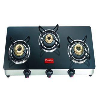 Prestige Marvel GTM 03L Gas Cooktop (3 Burner)